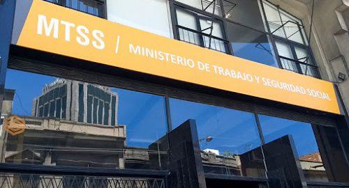 MTSS: Se extiende en forma extraordinaria el amparo del Seguro Nacional