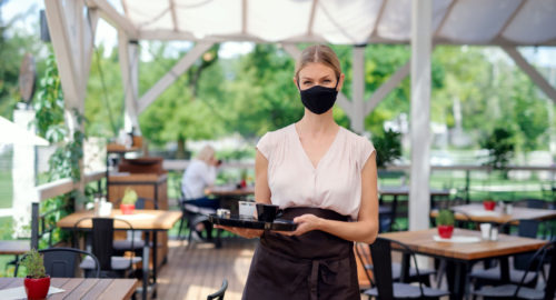 Incentivo económico para hoteles y restaurantes.